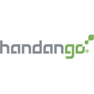 Handango logo vector logo