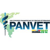 PANVET 2012 logo vector logo