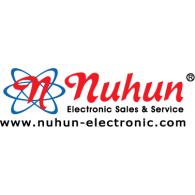 Toko Nuhun logo vector logo