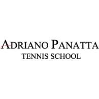 Adriano Panatta Tennis School logo vector logo