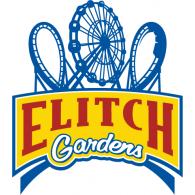 Elitch Gardens logo vector logo