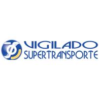 Vigilado Supertransporte logo vector logo