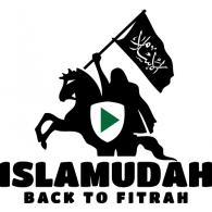 Islamudah logo vector logo