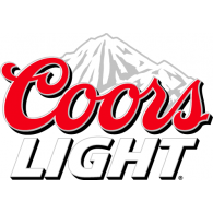 Coors Light logo vector logo