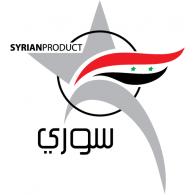 Syrian Product logo vector logo