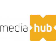 MediaHUB logo vector logo