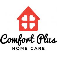 Comfort Plus Home Care logo vector logo