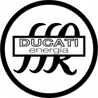 Ducati Energia logo vector logo