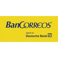 BanCorreos logo vector logo