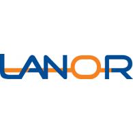 Lanor logo vector logo