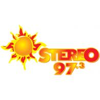 Stereo 97 logo vector logo