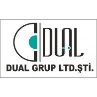 Dual Grup logo vector logo