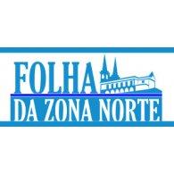 Folha da Zona Norte logo vector logo