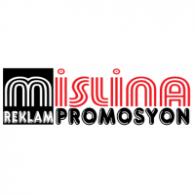 Mislina Promosyon logo vector logo