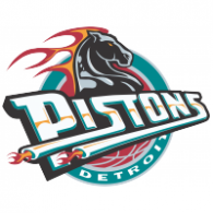 Detroit Pistons logo vector logo