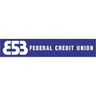 E53 Federal Credit Union logo vector logo