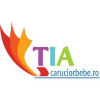 TIA – caruciorbebe.ro logo vector logo