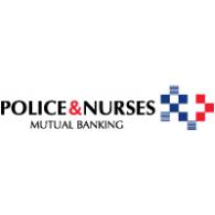 Police & Nurses logo vector logo