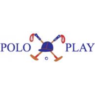 Polo Play logo vector logo