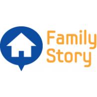 Family Story logo vector logo