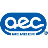 AEC logo vector logo