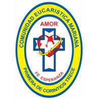 CEM Primera de Corintios 13 logo vector logo