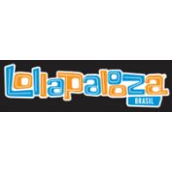 Lollapalooza Brasil logo vector logo
