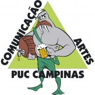 PUC-Campinas Comunicação e Artes logo vector logo