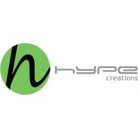 Hype Creations logo vector logo