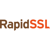 Rapid SSL logo vector logo