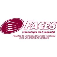 Faces Universidad de Carabobo logo vector logo