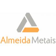Almeida Metais logo vector logo