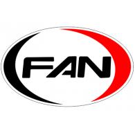FAN logo vector logo