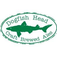 Dogfish Head Craft Brewed Ales logo vector logo