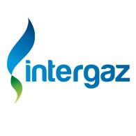 İntergaz logo vector logo