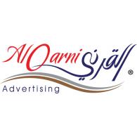 Al-Qarni Advertising logo vector logo