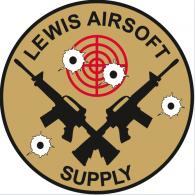Lewis Airsoft Supply logo vector logo