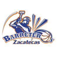 Barreteros de Zacatecas logo vector logo