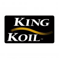 King Koil logo vector logo