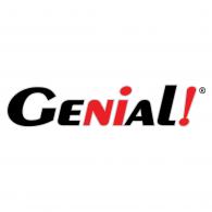 Genial logo vector logo