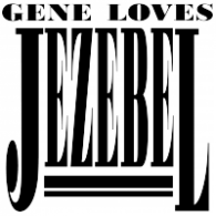 Gene Loves Jezebel logo vector logo