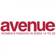 Avenue logo vector logo