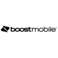 Boost Mobile logo vector logo