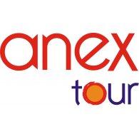 Anextour logo vector logo