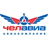 ЧелАвиа logo vector logo
