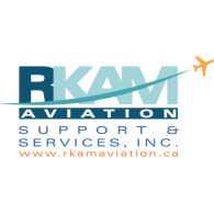 R-Kam Aviation Support and Services, Inc. logo vector logo