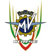 MV Agusta Corse logo vector logo