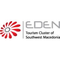 EDEN – Tourism Cluster of Southwest Macedonia logo vector logo