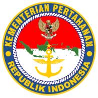 Kementerian Pertahanan logo vector logo