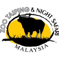 Zoo Taiping logo vector logo